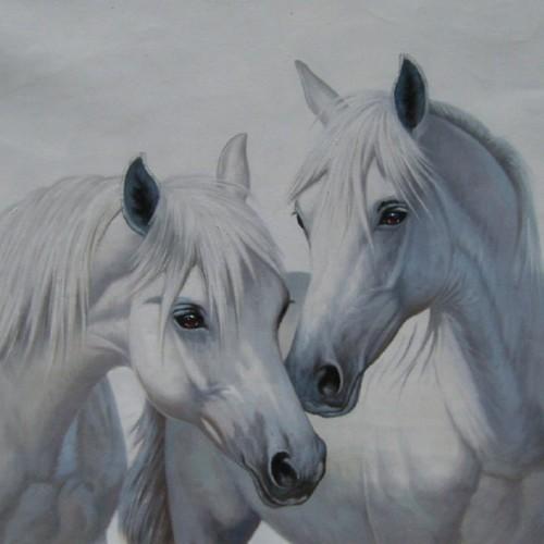 На лошадиной свадьбе 8