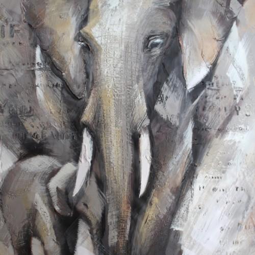 Слоненок со слонихой 17