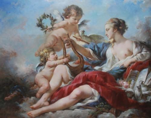 Венера и амуры 62