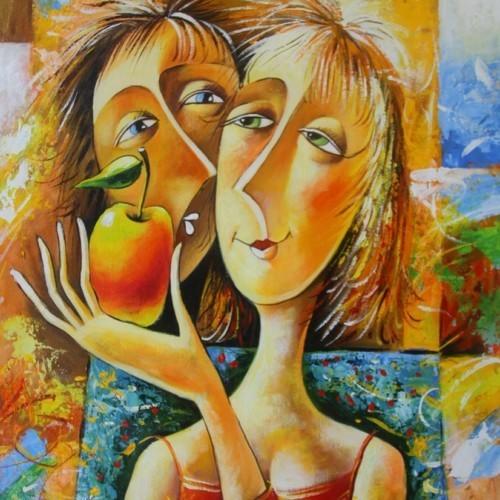 Яблоко любви 117