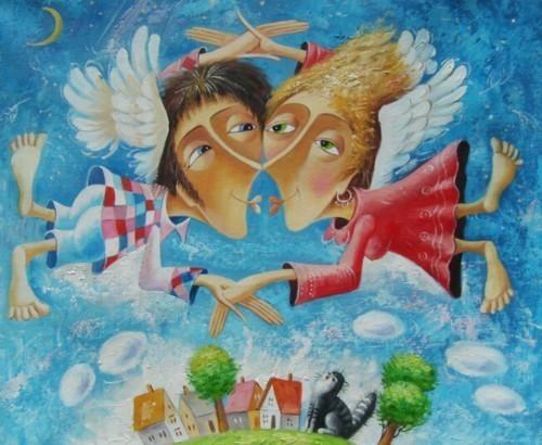 На крыльях любви 124