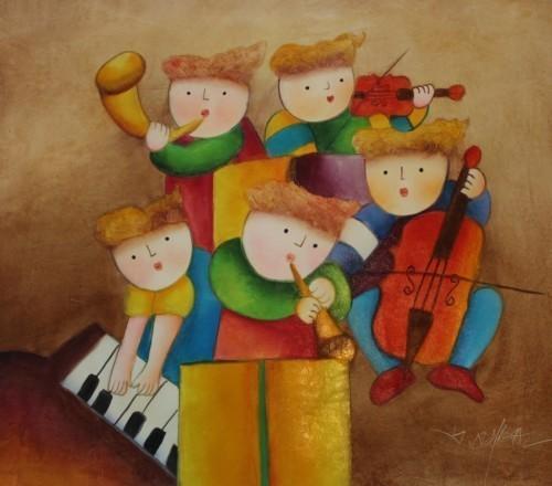 Маленький оркестр 131