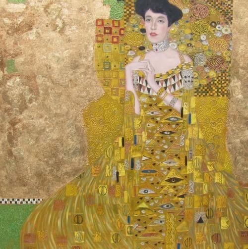 Дама в золотом 137