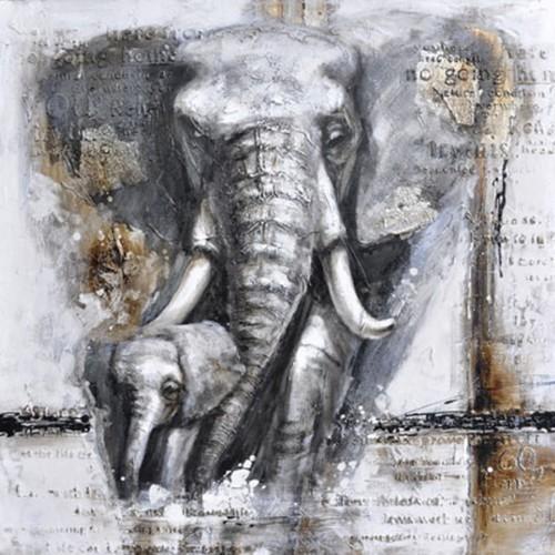 Слоны в воде 145