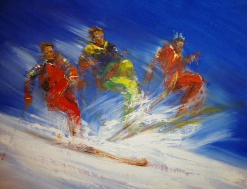 Три лыжника 164