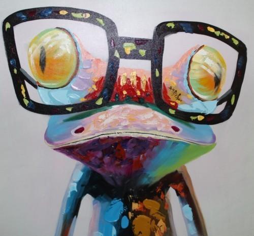 Лягушонок и очки 196