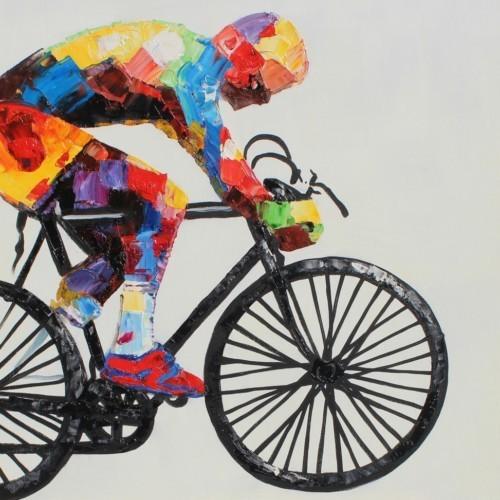 Велосипедист 198