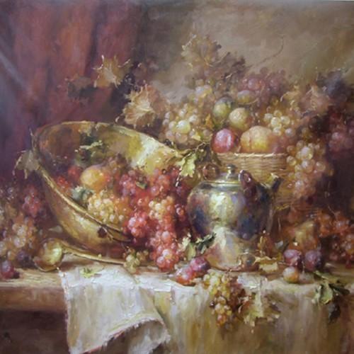 Блюда с виноградом 207
