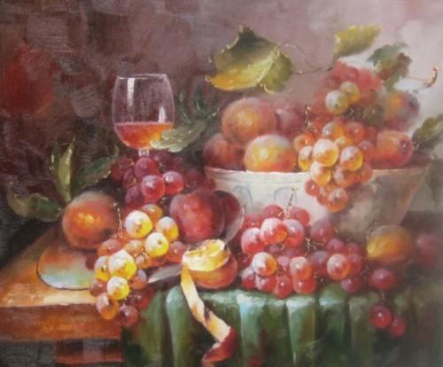 Виноград и апельсины 211