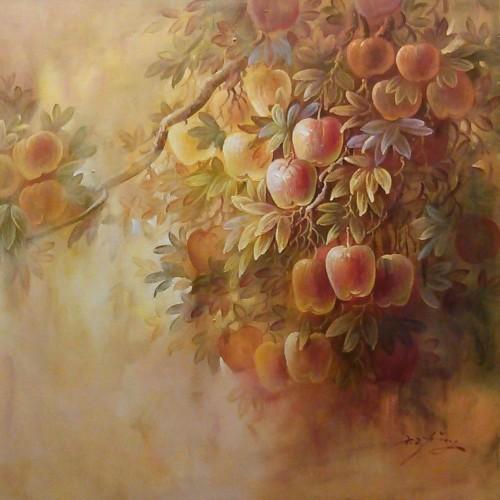 Персиковый сад 285