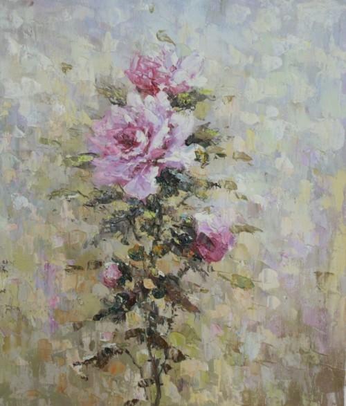 Штрихи розового 287