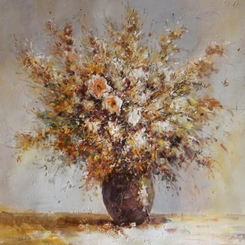 Букет цветов сияние 299