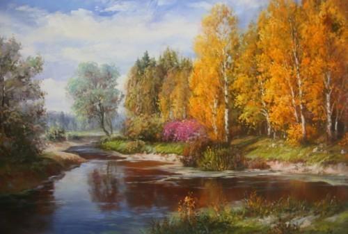 Осенняя палитра 462
