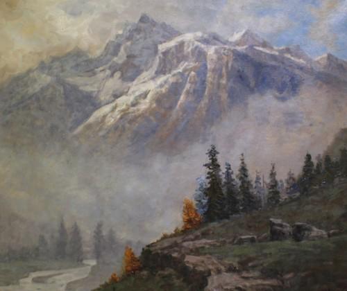 Величественные горы 490