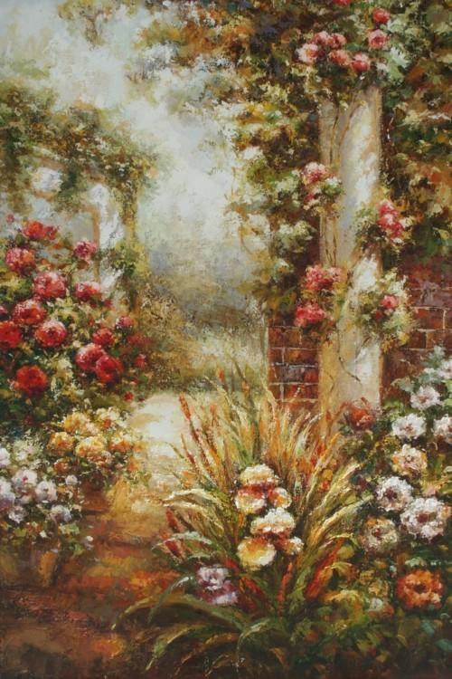 Благоухающий сад 496