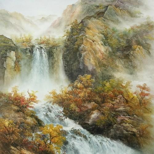 Водопад 500