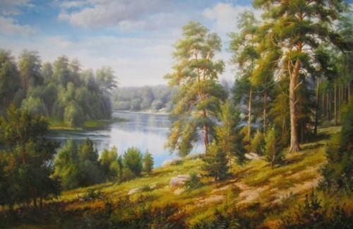 Красота природы летом 502