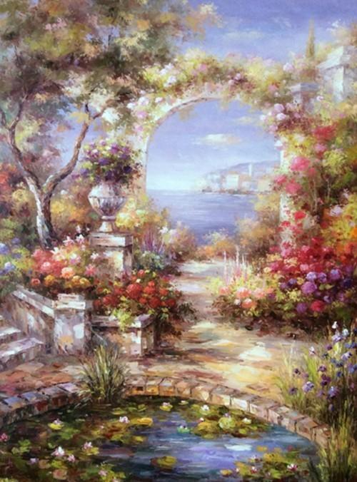 Райский уголок 512