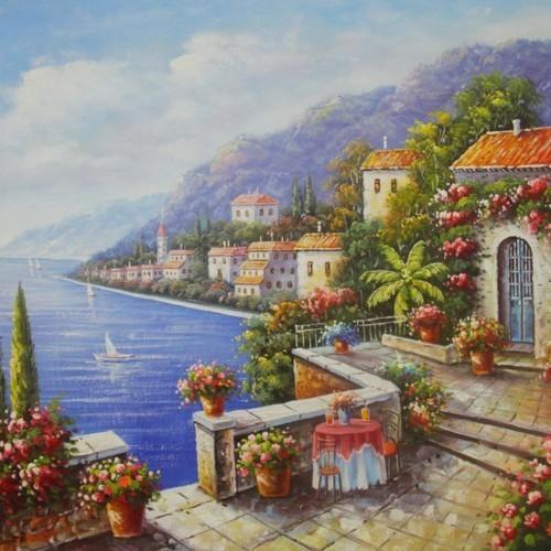 Архитектура средиземноморья 526
