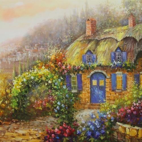 Волшебный домик 529