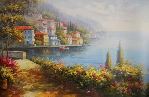 Город у средиземного моря 537