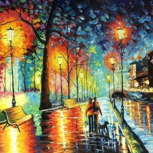 Уличные фонари 554