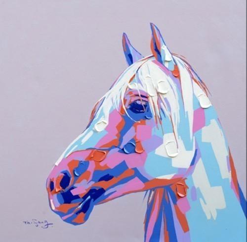 Профиль лошади 622