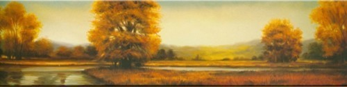 Желтые деревья 643