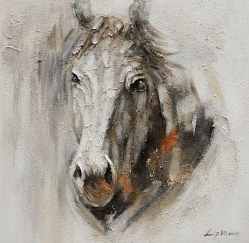 Лошадь в сером 678