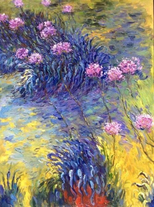 Цветочное поле 701