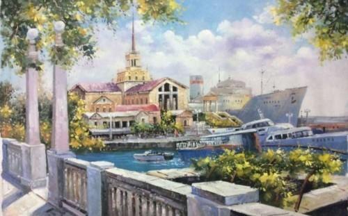 Порт, Сочи 714