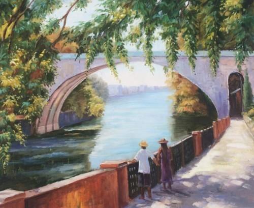 Ривьерский мост. Сочи. 789